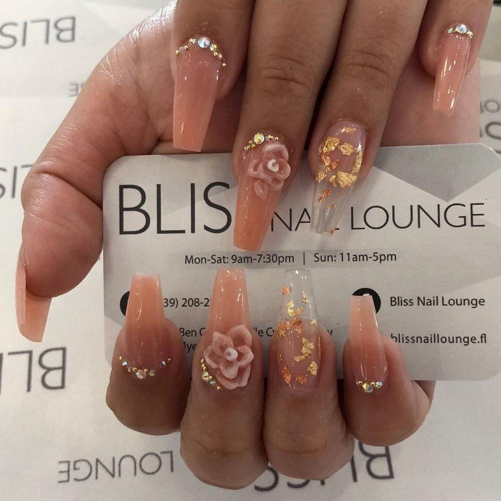 Bliss Nail Lounge: 9321 Ben C Pratt/6 Mile Cypress Pkwy, Fort Myers, FL