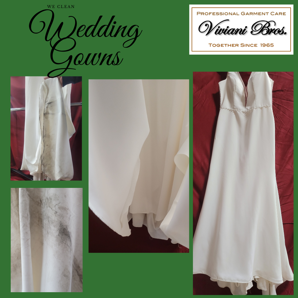 Viviani Bros Professional Garment Care: 318 E Berkley Ave, Clifton Heights, PA