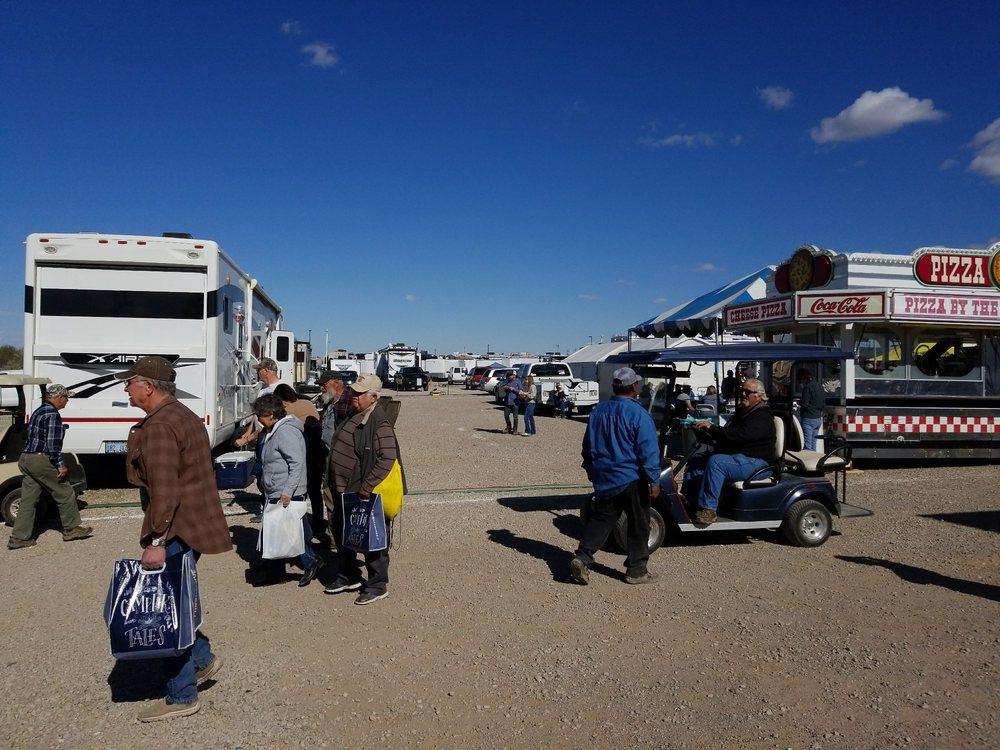Quartzsite Sports, Vacation And RV Show: 700 S Central Blvd, Quartzsite, AZ