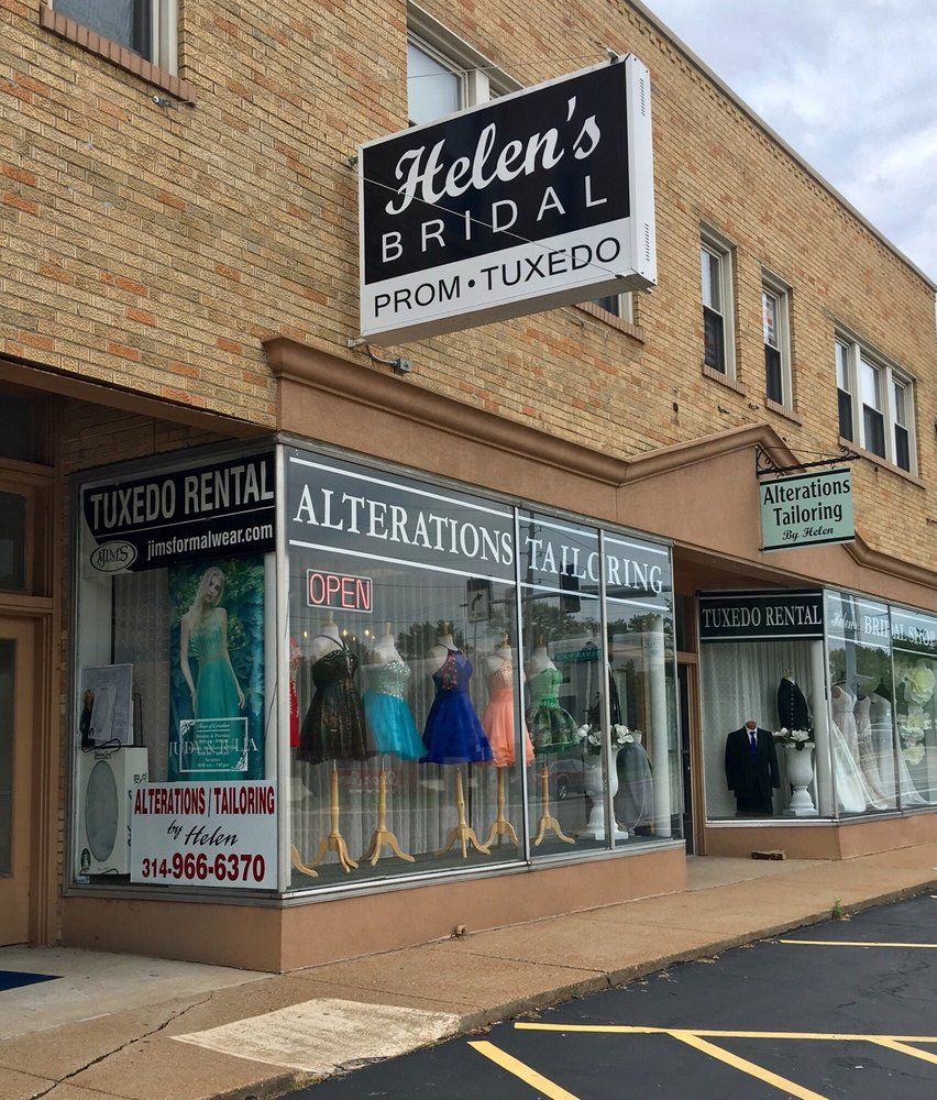 Helen's Bridal and Alterations
