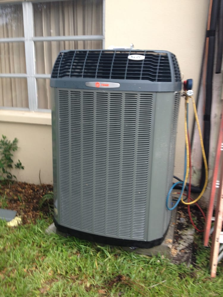 photo of glades gas belle glade fl united states huge new ac - New Ac Unit