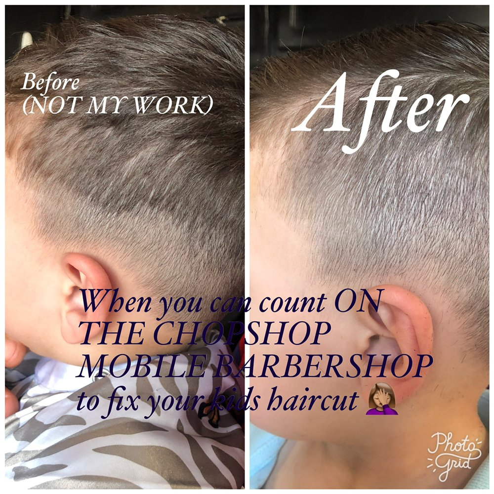 The Chopshop Mobile Barbershop: 2103 S Canal St, Carlsbad, NM
