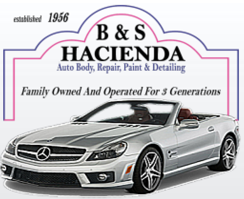 B s hacienda auto body paint detailing 50 foto 39 s for Painted auto body parts reviews