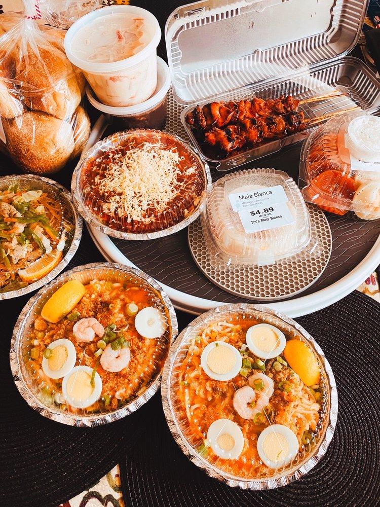 Food from Manila Mart