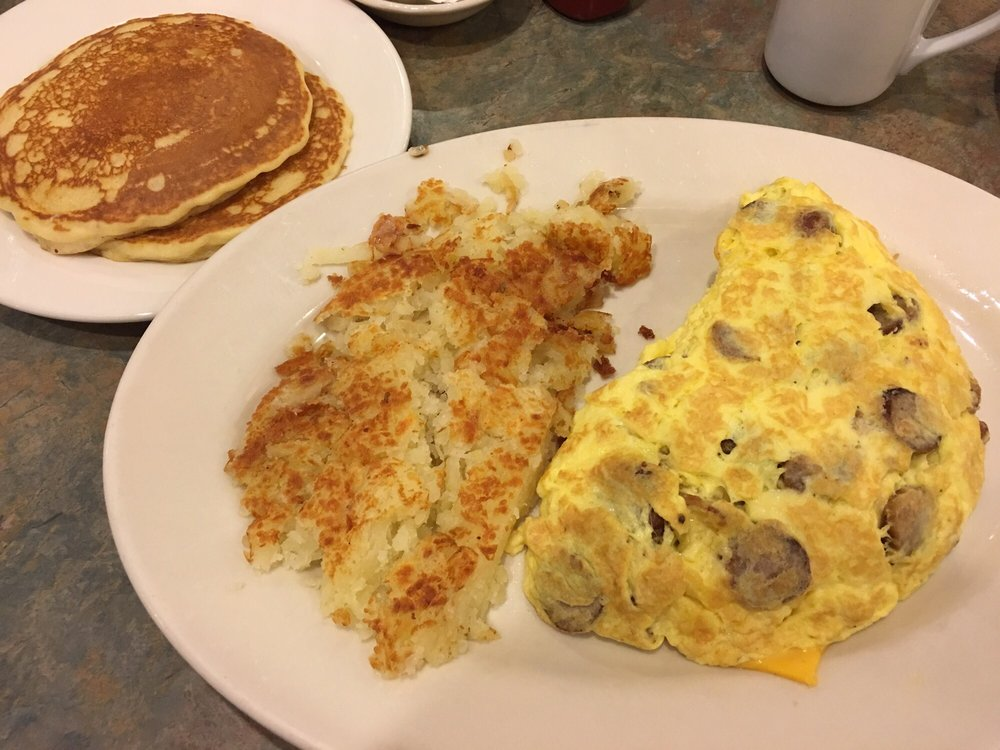Christy's Pancake House: 200 E Irving Park Rd, Wood Dale, IL