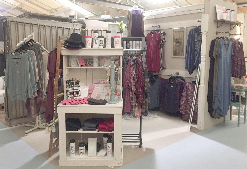 05eb5b382 Lyla's Clothng inside The Rustic Warehouse! Shop trendy boutique ...