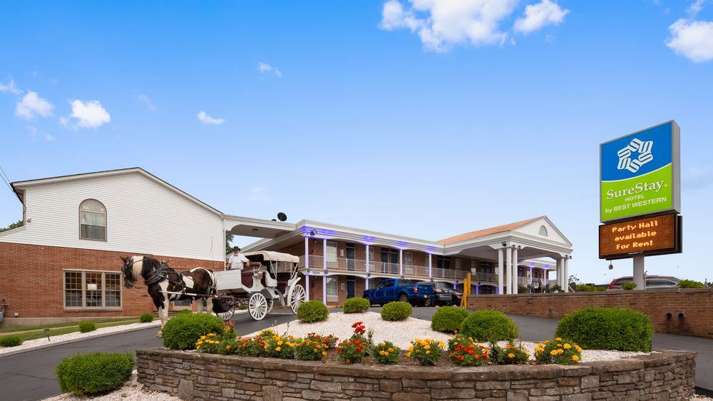 Surestay Hotel By Best Western Bardstown General Nelson: 411 W Stephen Foster Ave, Bardstown, KY