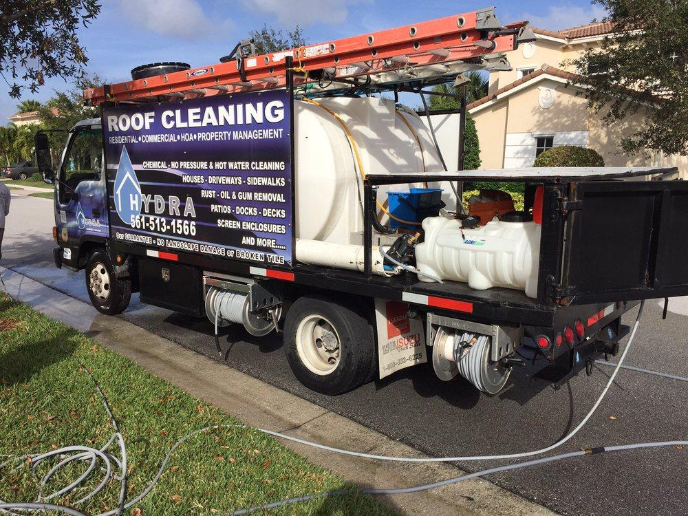 Hydra Pressure Cleaning