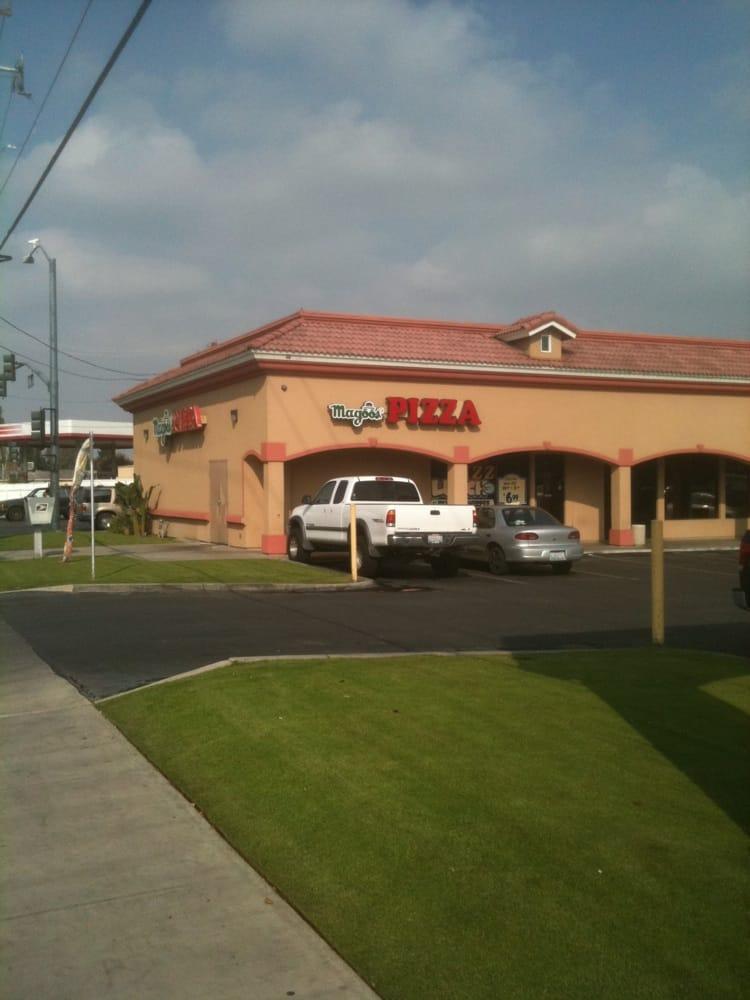 Magoo S Pizza Restaurant Bakersfield Ca