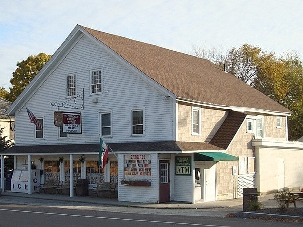 The Cracker Barrel Store Grocery 377 Main St Contoocook Nh