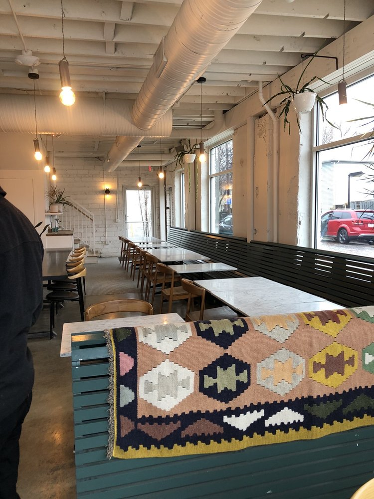 Parable Coffee: 677 Parsons Ave, Columbus, OH