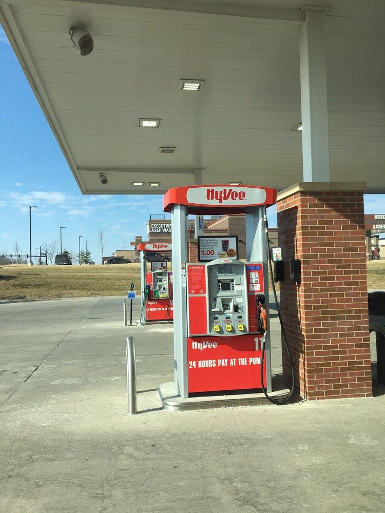 Hy-Vee Gas: 1710 SW Oralabor Rd, Ankeny, IA