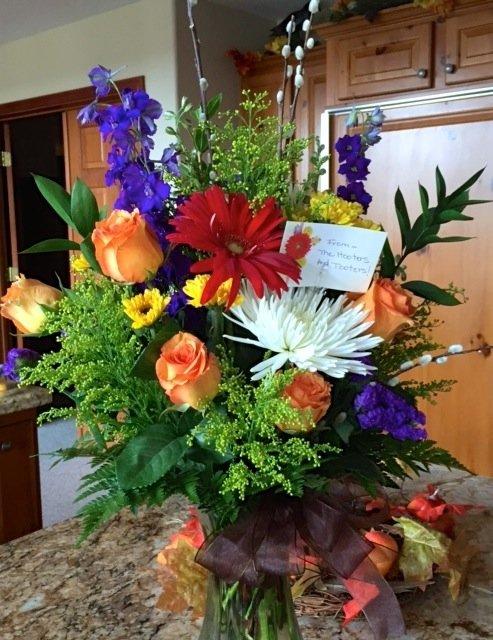 Scatter Sunshine Floral: 1860 3rd Ave, Heber, AZ