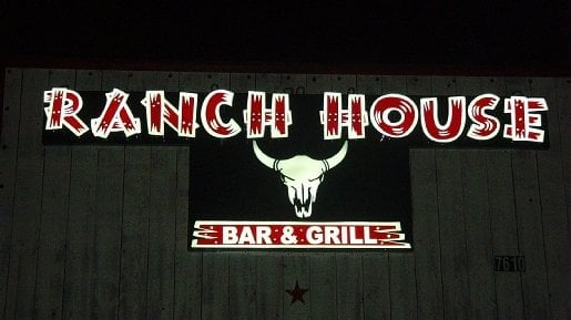 Ranch House: 7610 Hwy 78, Wylie, TX