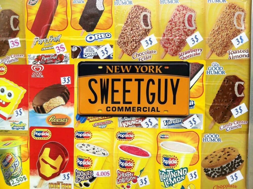 SweetGuy Ice Cream: New City, NY