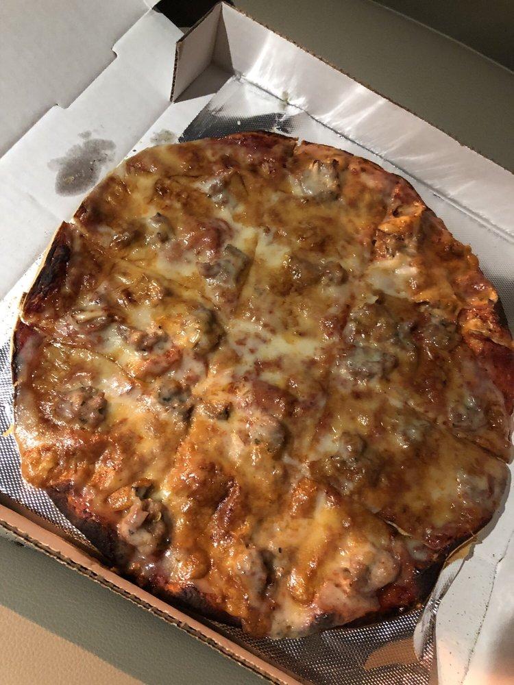 Uncle Leo's Pizza: 9975 Lin Ferry Dr, Saint Louis, MO