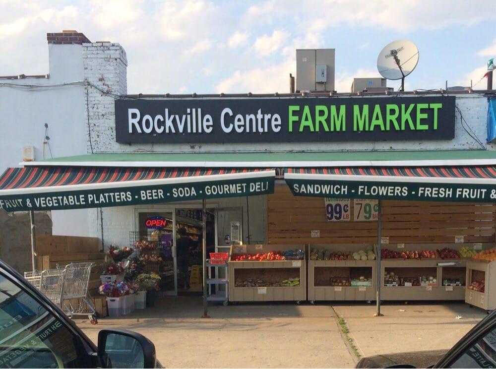 Food Near Rockville Centre