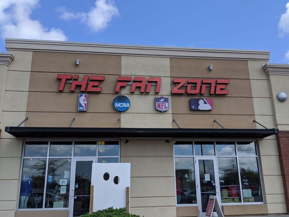 The Fan Zone: 5070 International Blvd, North Charleston, SC