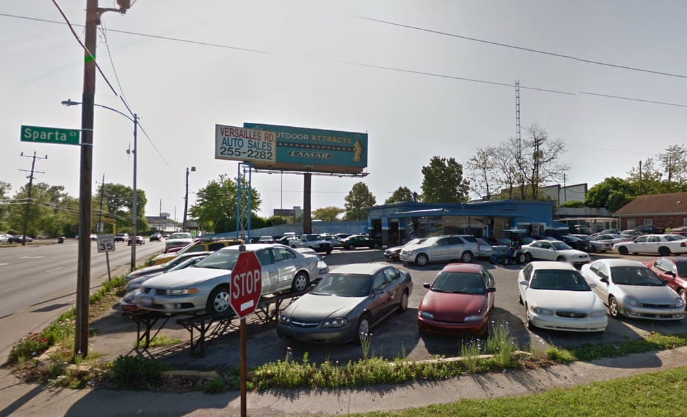 Buy Here Pay Here Lexington Ky >> Versailles Rd Auto Sales - Car Dealers - 1314 Versailles Rd, Lexington, KY, United States ...