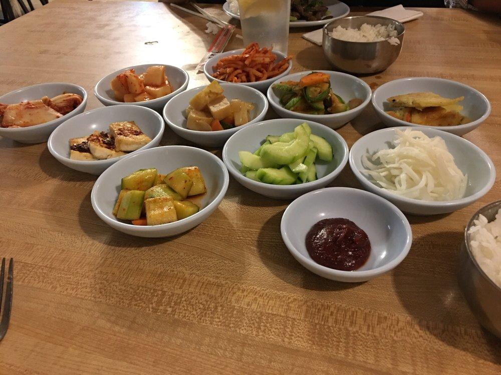 Seoul Restaurant: 9549 Dyer St, El Paso, TX
