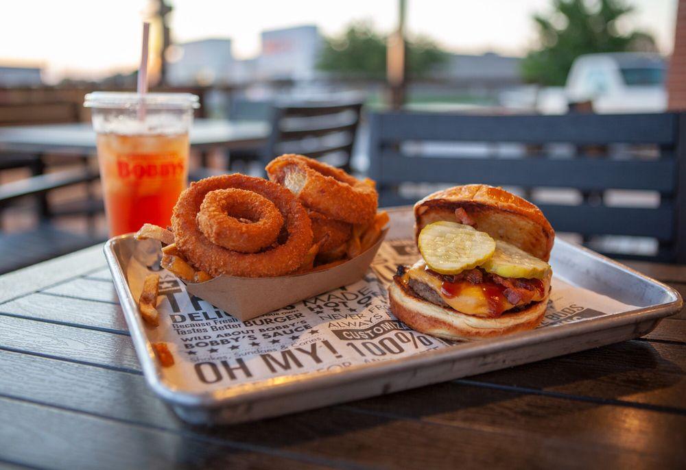 Cheeseburger Bobby's: 459 E Main St, Cartersville, GA