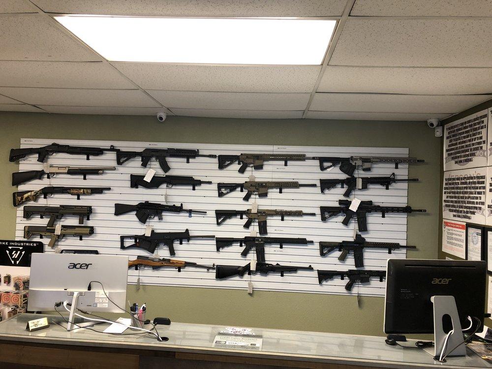 Jepson's Guns and Ammo: 34940 Yucaipa Blvd, Oak Glen, CA