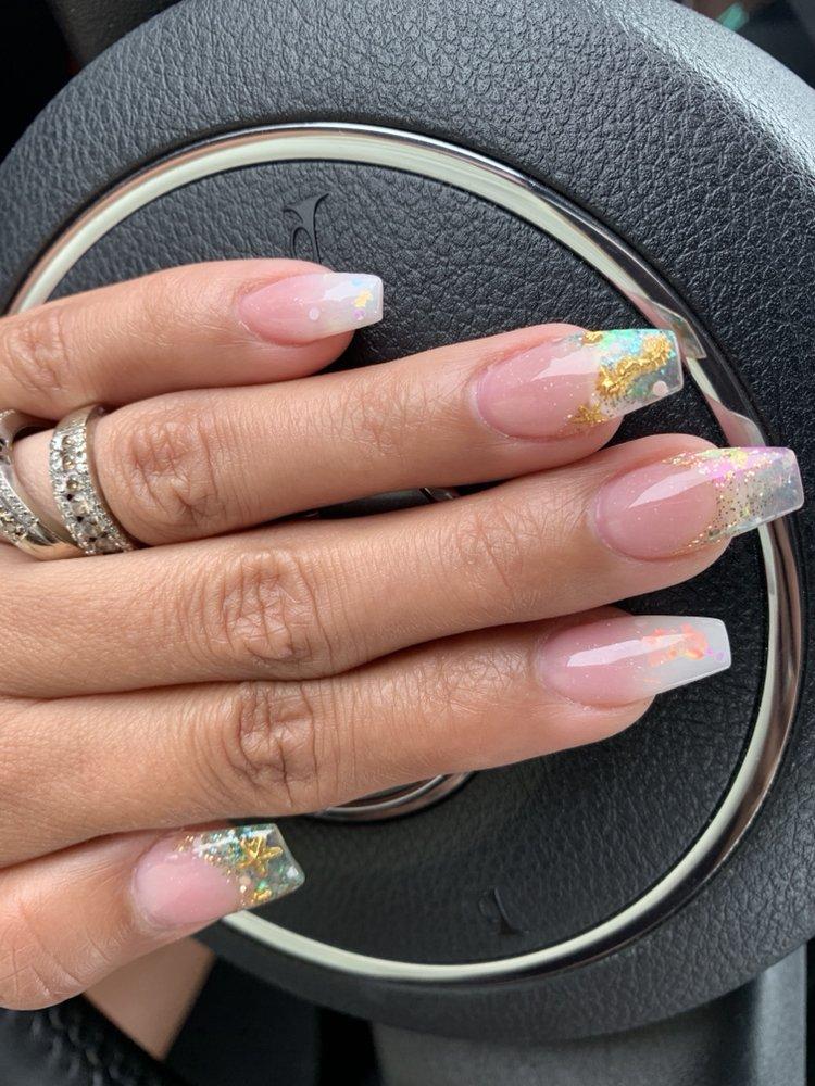 Polished Nail Bar & Spa: 9717 Eagle Creek Center Blvd, Orlando, FL