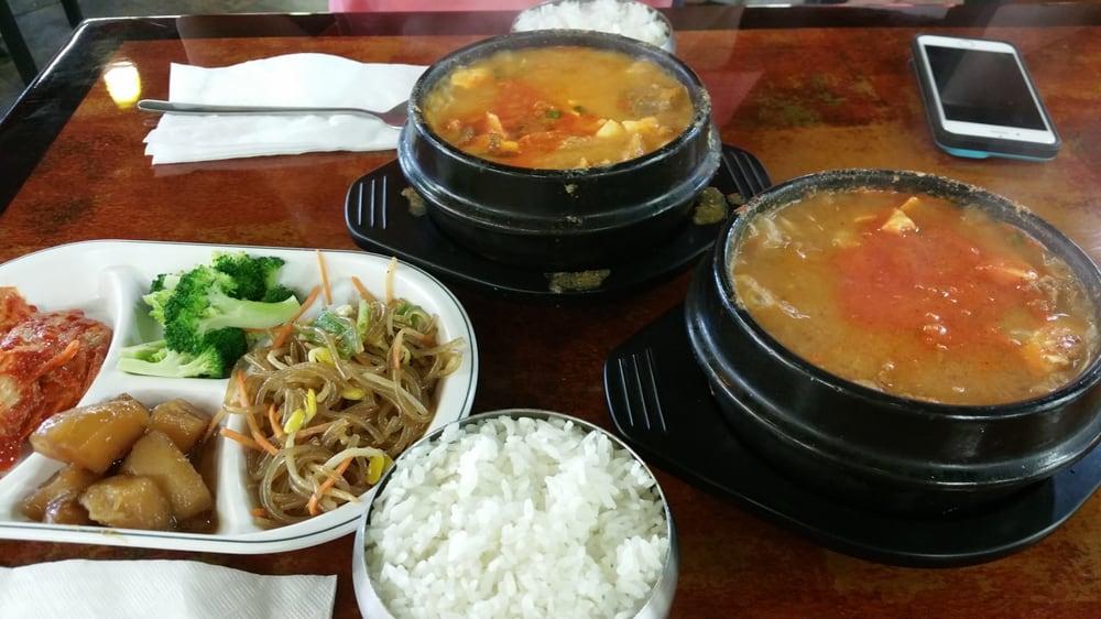 So Kong Dong Tofu: 240 Legacy Dr, Plano, TX