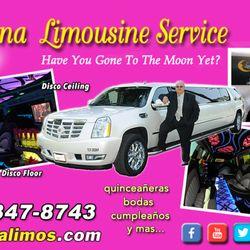 Luna Limousine Service - Limos - 1897 Ocala Ave, East San
