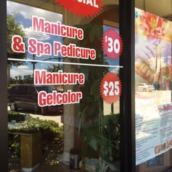 Good Photo Of Diana Nail Spa   Ocoee, FL, United States. Specials On Storefront
