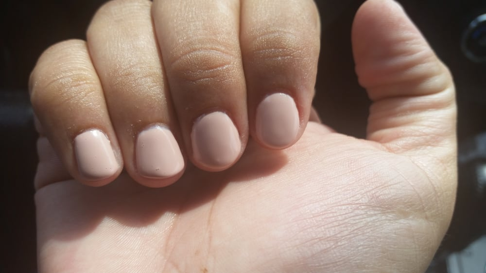 Photo Of Rose Nails San Pedro Ca United States Gel Manicure Too