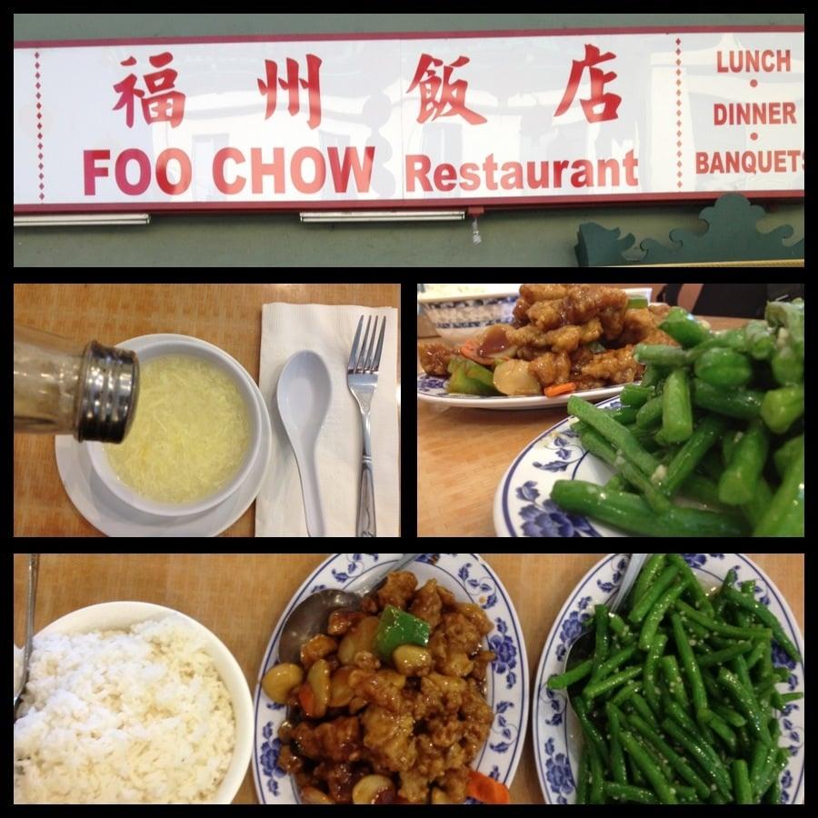 Foo Chow Restaurant Los Angeles Ca