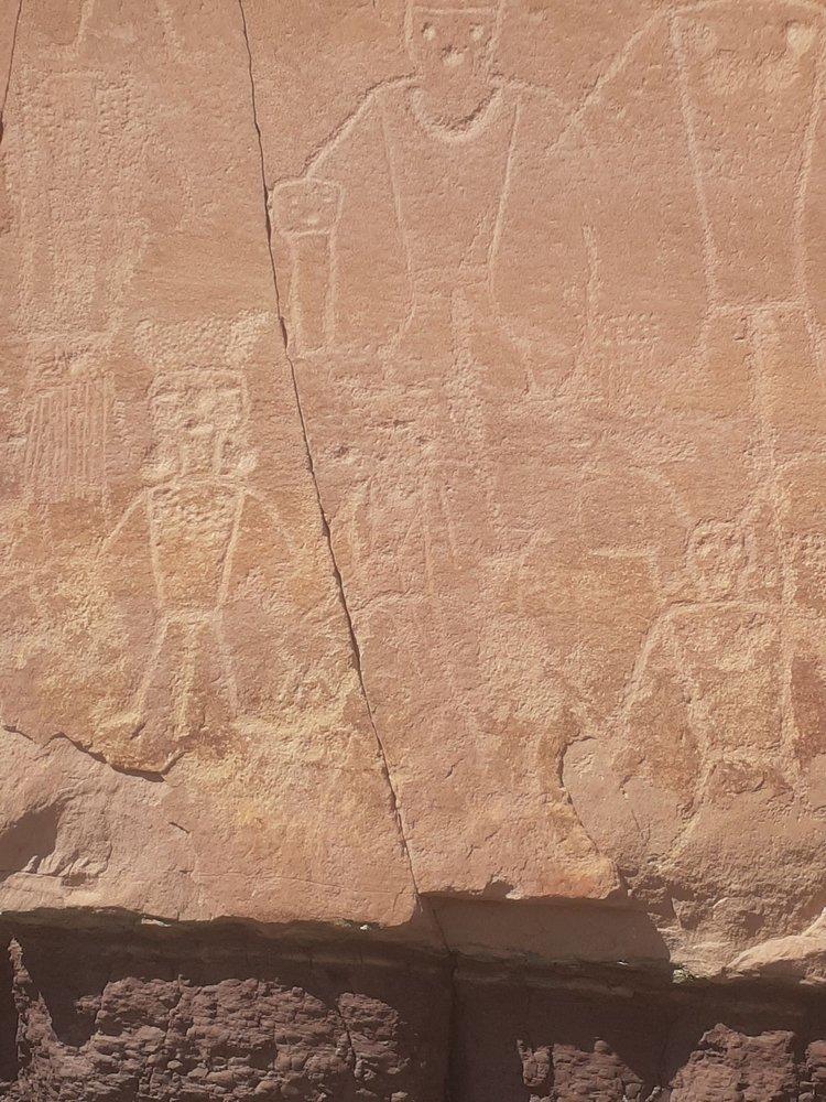 McConkie Ranch Petroglyph: 6228 McConkie Rd, Vernal, UT