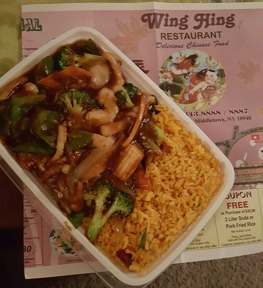 Chinese Food Near Middletown Ny