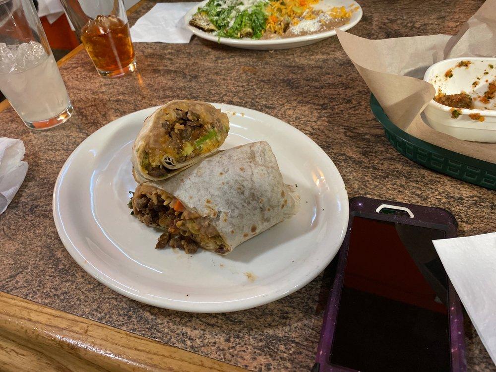 Maria's Mexican: 448 W Sierra Ave, Portola, CA