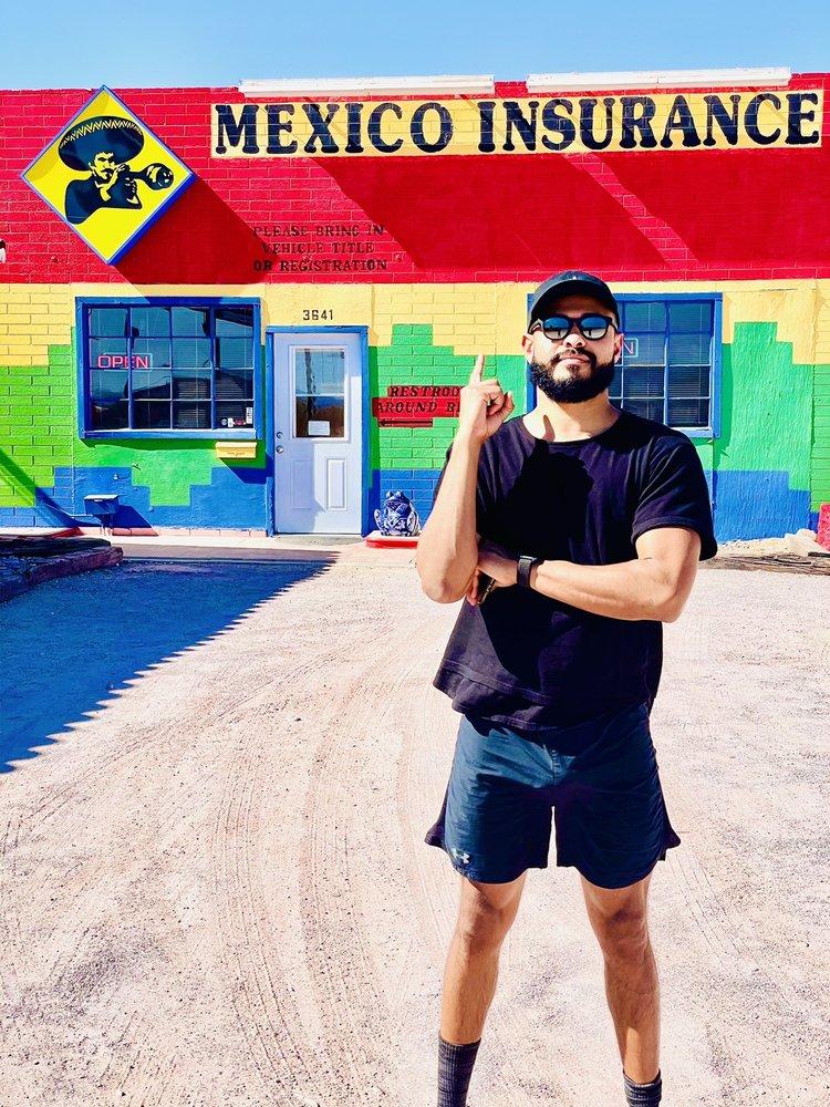Mexico Trip Insurance Center: 3641 N Ajo Gila Bend Hwy, Ajo, AZ