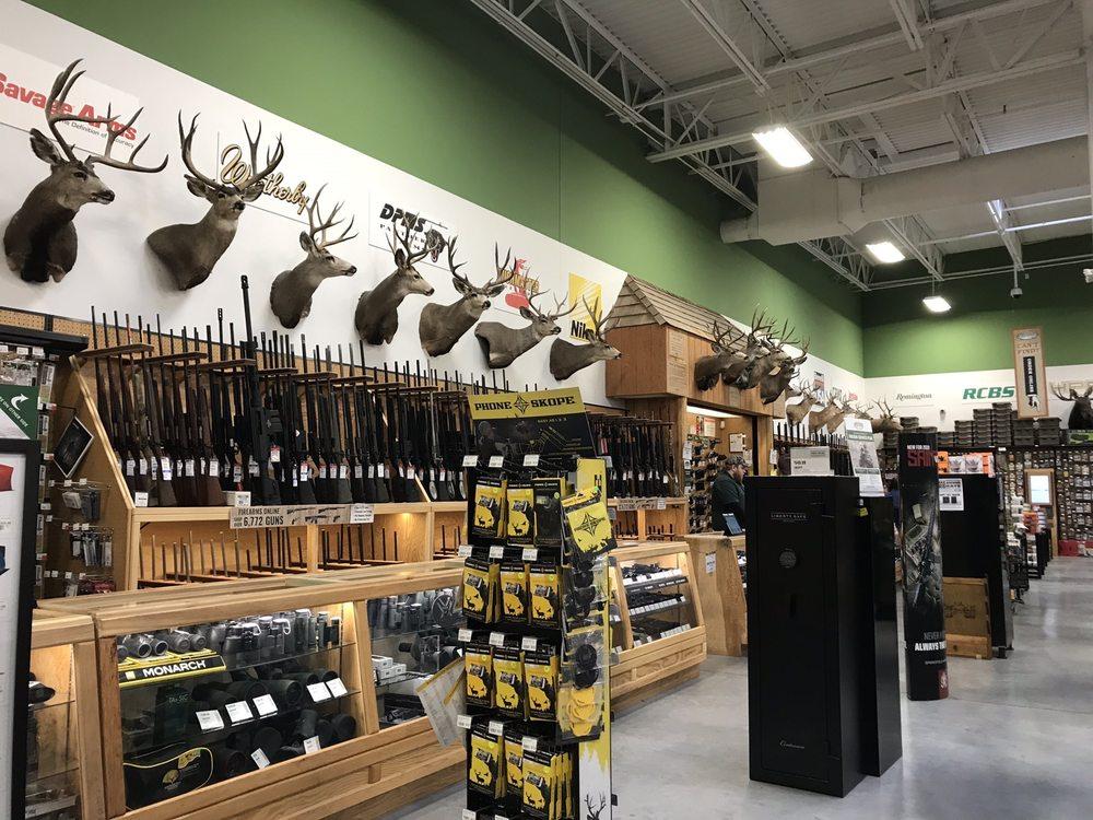 Sportsman's Warehouse: 1276 S US 189, Heber City, UT