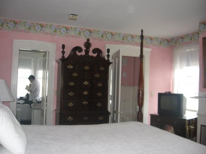 Manor House Inn: 11 India St, Nantucket, MA