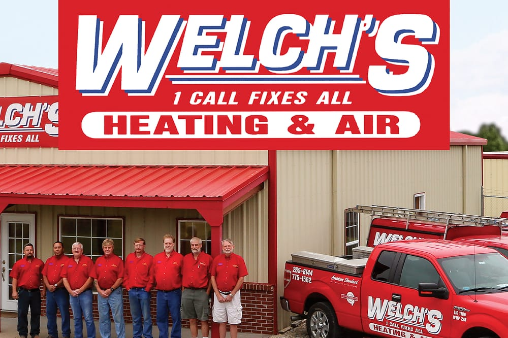 Welchs Heating & Air Conditioning: 3013 E US Hwy 54, Andover, KS