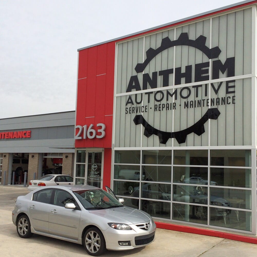 Anthem Automotive