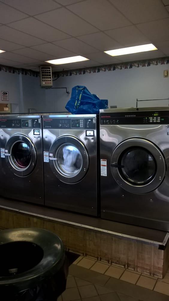 Hogan's Corner Laundromat