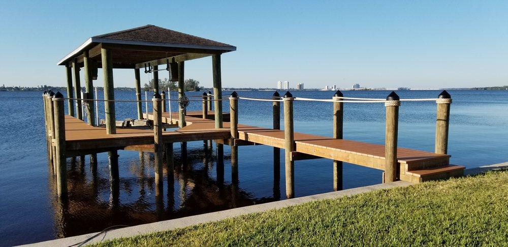Honc Docks & Lifts: 1130 Pondella Rd, Cape Coral, FL