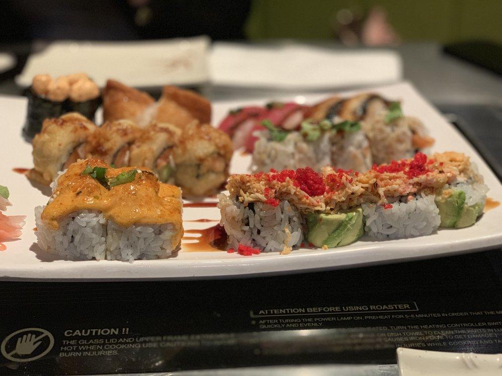 Azian Restaurant Sushi Korean Bbq Gift Card Tucson Az