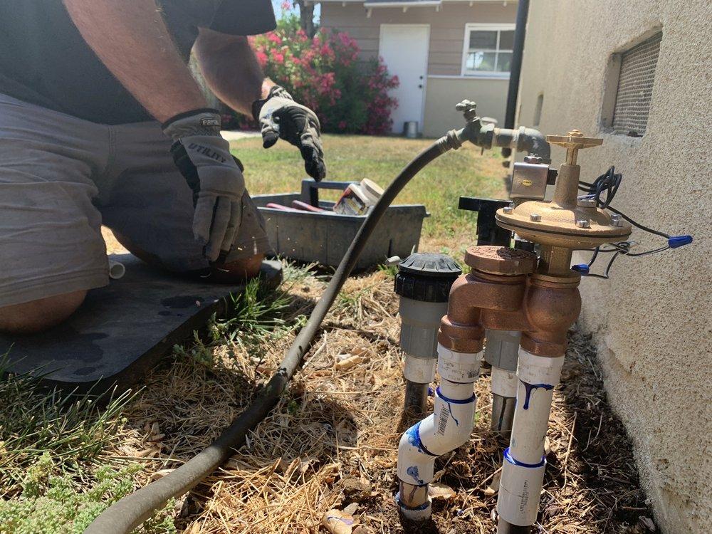 Miltee's Sprinkler and Valve Repair