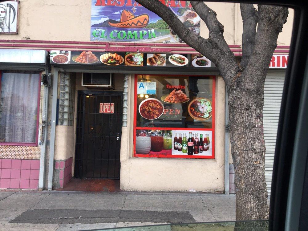 Restaurante El Compa