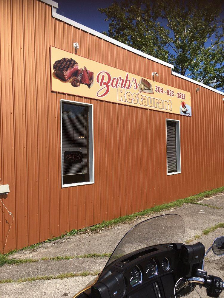 Barb's Restaurant: 56 Morgantown Pike, Belington, WV