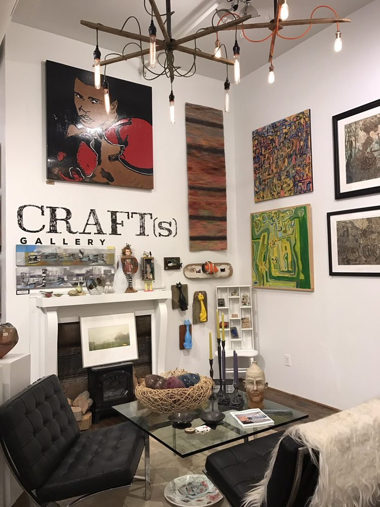 CRAFT{s} Gallery & Mercantile