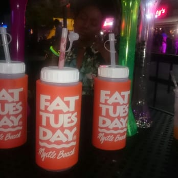 Photo Of Fat Tuesday Myrtle Beach Sc United States Had To Get