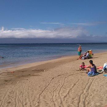 Photo Of Baby Beach Lahaina Hi United States Very Shallow Waters