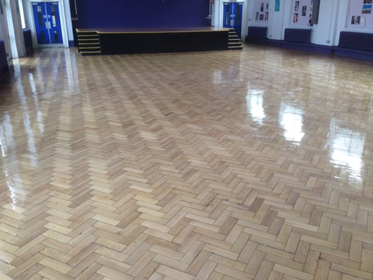 Photo Of Riches Floor Restoration Sheffield South Yorkshire United Kingdom Parquet